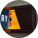 Для денег и карт