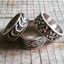"""Кольцо из Серебра """"VARVAR"""""""